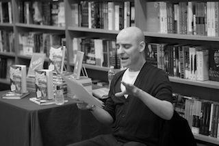David Rakoff Reading  21  2010-11-13