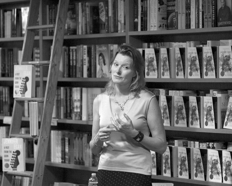 Jennifer Egan at Bookhampton-7