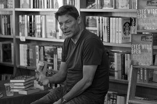 Andrew Gross at BookHampton-3