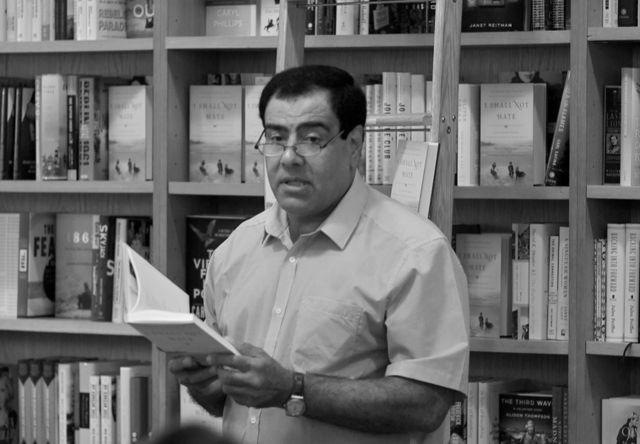 Dr_ Izzeldin Abuelaish at BookHampton-3