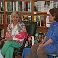 Linda Fairstein and Charline Spektor
