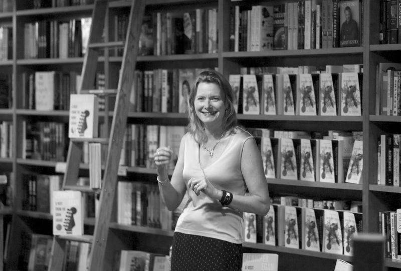 Jennifer Egan at Bookhampton-8