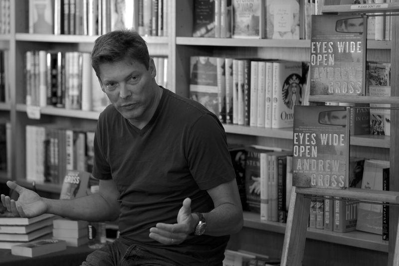 Andrew Gross at BookHampton-4