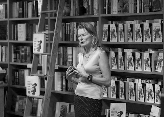 Jennifer Egan at Bookhampton-5