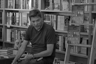 Andrew Gross at BookHampton-2