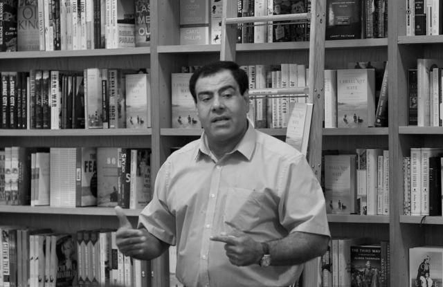 Dr_ Izzeldin Abuelaish at BookHampton