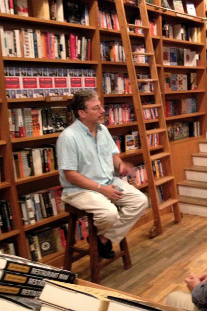 Eric Alterman at BookHampton