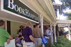 Bishop at BookHampton 2