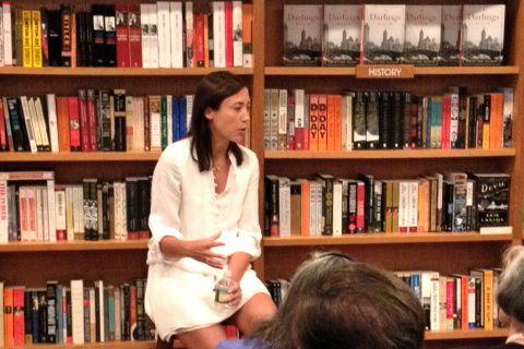 Cristina Alger at BookHampton