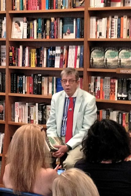 Robert Goolrick at BookHampton