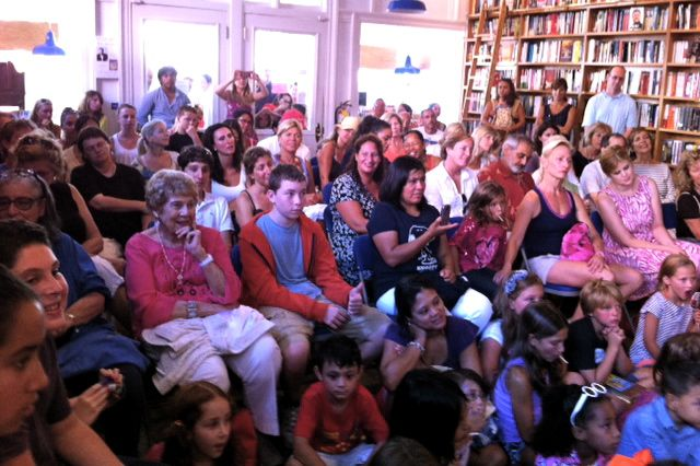 Alec Baldwin at BookHampton 1